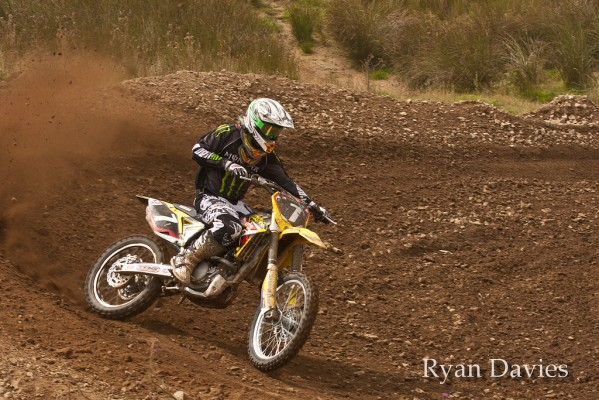 Ynysybwl Motocross Practice Track @ Big Country Adventures photo
